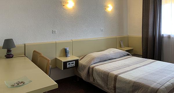 N'hésitez pas à réserver votre chambre en ligne!